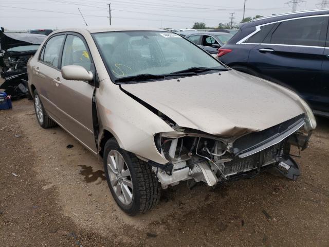 2004 Toyota Corolla CE en venta en Elgin, IL