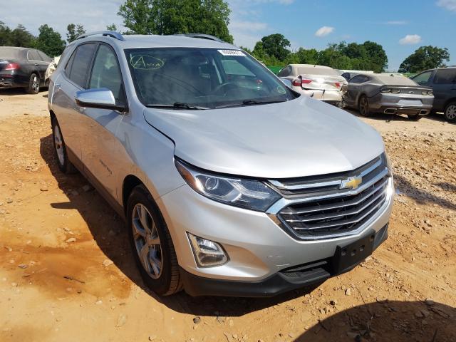 Vehiculos salvage en venta de Copart China Grove, NC: 2018 Chevrolet Equinox PR