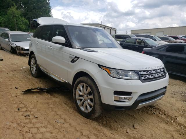 Salvage cars for sale from Copart Gainesville, GA: 2016 Land Rover Range Rover