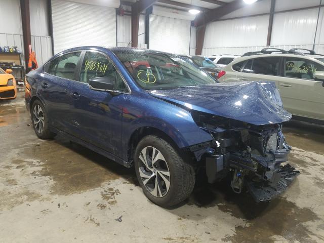 Subaru Vehiculos salvage en venta: 2020 Subaru Legacy