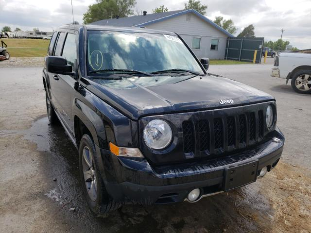 Salvage cars for sale from Copart Sikeston, MO: 2016 Jeep Patriot LA