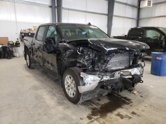 Salvage cars for sale from Copart Greenwood, NE: 2021 Chevrolet Silverado