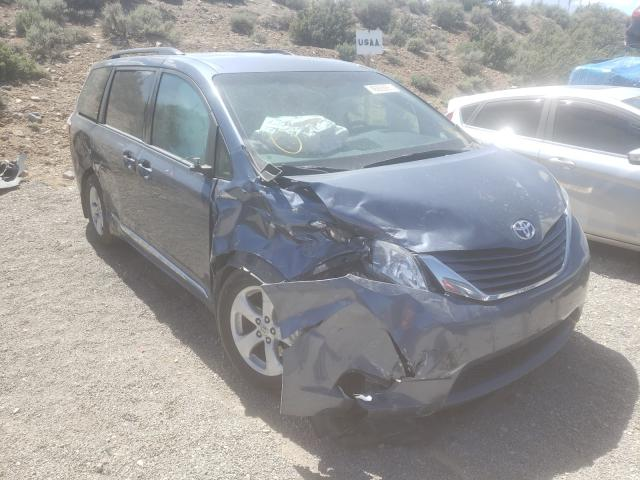 2017 Toyota Sienna LE for sale in Reno, NV