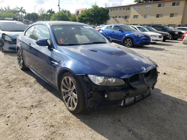 Salvage cars for sale from Copart Opa Locka, FL: 2011 BMW M3