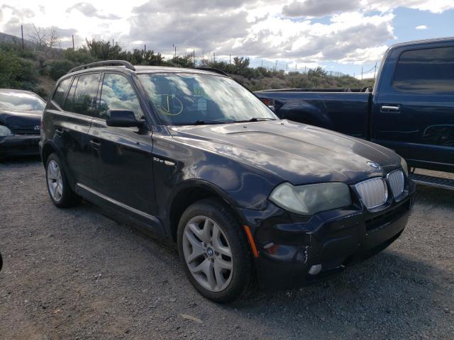 Salvage 2007 BMW X3 - Small image. Lot 45270421