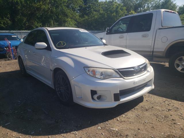 Salvage cars for sale from Copart Glassboro, NJ: 2012 Subaru Impreza WR