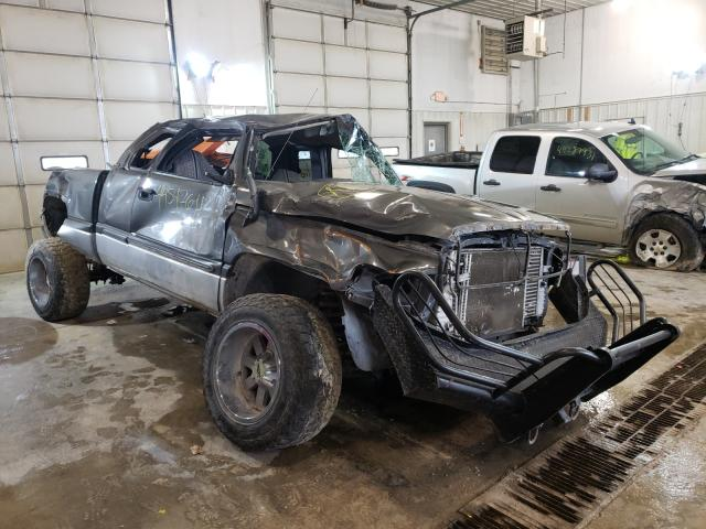 Salvage cars for sale from Copart Columbia, MO: 2002 Dodge RAM 2500