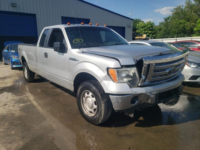 Salvage cars for sale from Copart Glassboro, NJ: 2010 Ford F150 Super