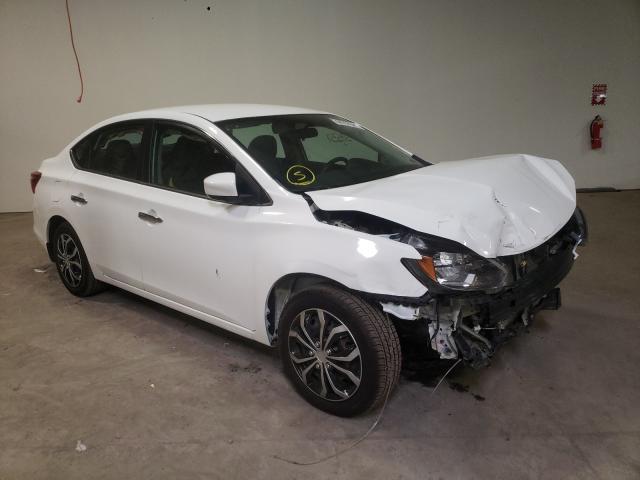 Vehiculos salvage en venta de Copart Chalfont, PA: 2016 Nissan Sentra S