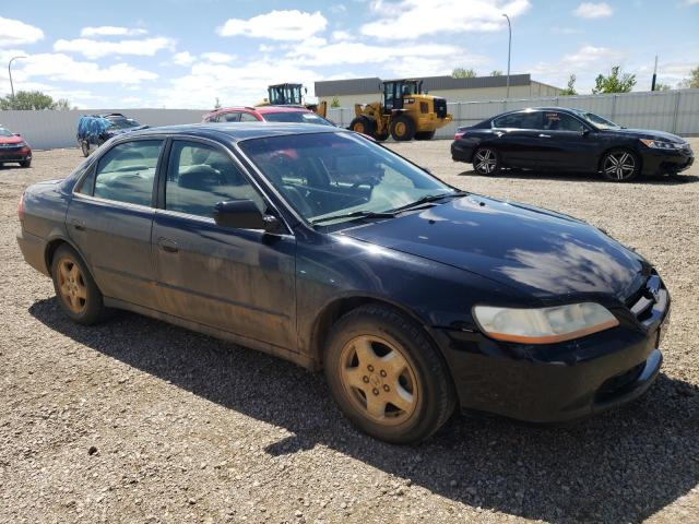 Salvage cars for sale from Copart Bismarck, ND: 1999 Honda Accord EX