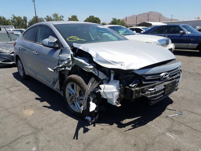 Salvage cars for sale from Copart Colton, CA: 2020 Hyundai Elantra SE