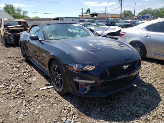 2020 Ford Mustang en venta en Hillsborough, NJ