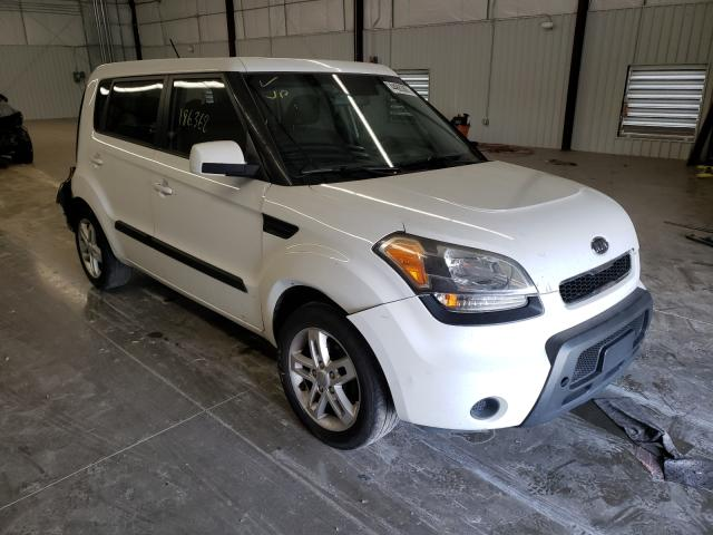 Salvage cars for sale from Copart Gastonia, NC: 2011 KIA Soul