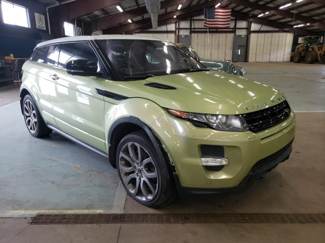 Salvage cars for sale from Copart East Granby, CT: 2012 Land Rover Range Rover