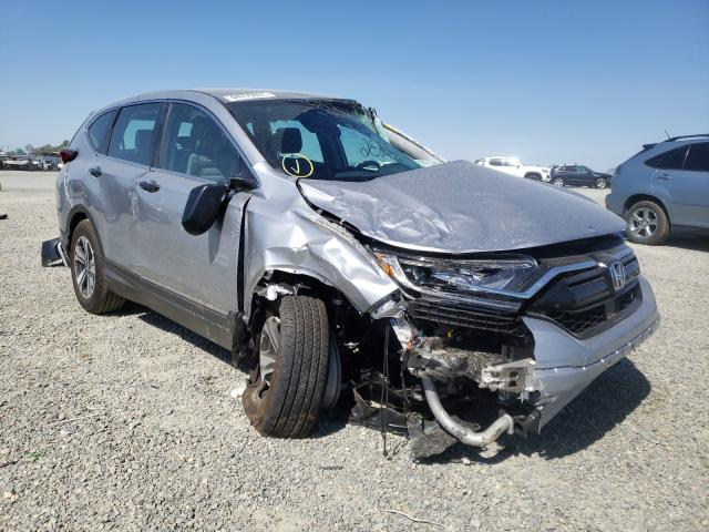 Salvage cars for sale from Copart Antelope, CA: 2021 Honda CR-V LX