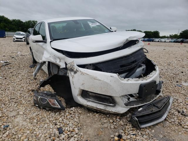Salvage cars for sale from Copart New Braunfels, TX: 2018 Chevrolet Impala LT