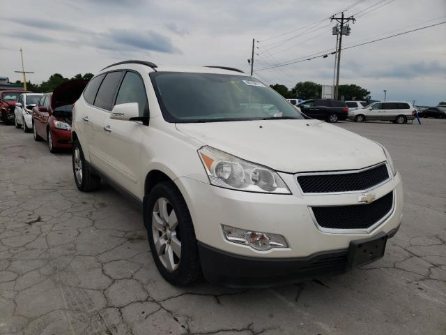 Salvage 2011 CHEVROLET TRAVERSE - Small image. Lot 45156111