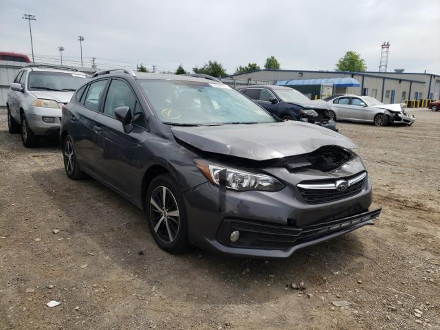 Salvage cars for sale from Copart Finksburg, MD: 2020 Subaru Impreza PR
