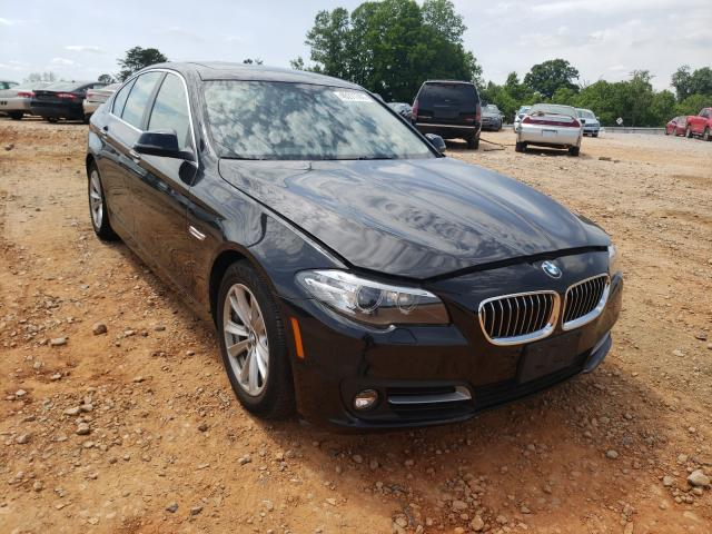 Salvage cars for sale from Copart China Grove, NC: 2016 BMW 528 XI