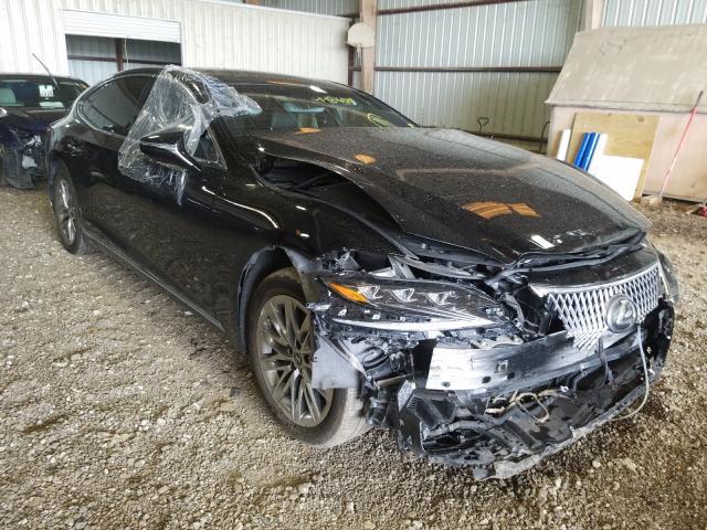 Lexus LS 500 Base salvage cars for sale: 2018 Lexus LS 500 Base