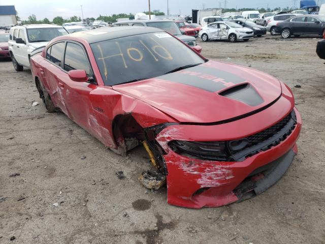 Vehiculos salvage en venta de Copart Woodhaven, MI: 2017 Dodge Charger R