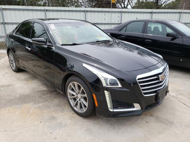 Salvage cars for sale from Copart Corpus Christi, TX: 2019 Cadillac CTS Luxury