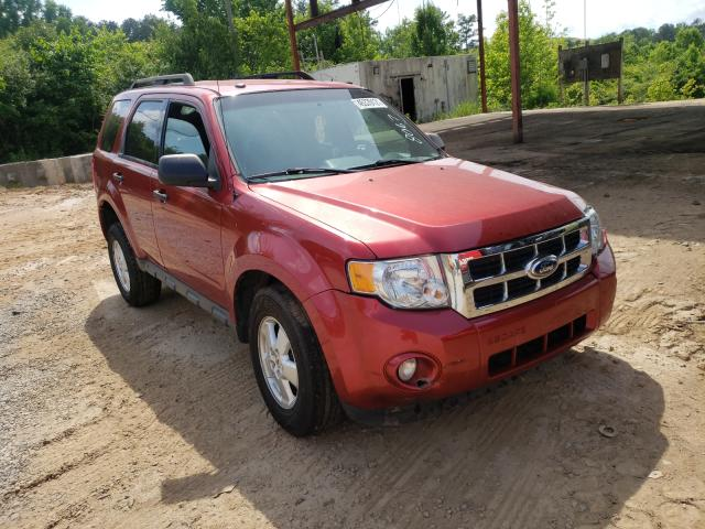 Salvage cars for sale from Copart Fairburn, GA: 2012 Ford Escape XLT