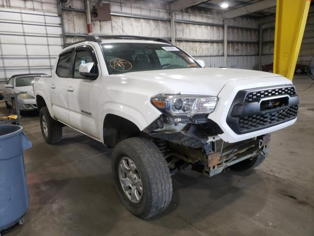 2016 Toyota Tacoma DOU en venta en Woodburn, OR
