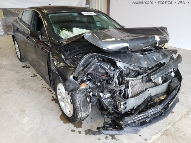 Salvage cars for sale from Copart Sikeston, MO: 2017 Chevrolet Malibu LT