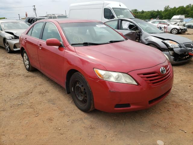 Salvage cars for sale from Copart Hillsborough, NJ: 2008 Toyota Camry