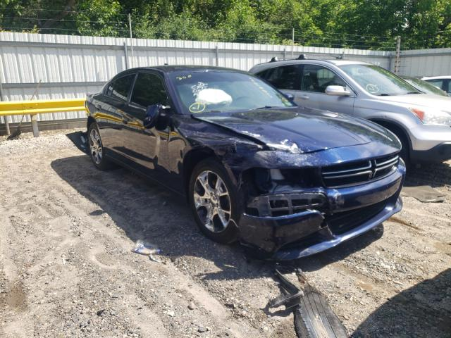 Salvage cars for sale from Copart Glassboro, NJ: 2017 Dodge Charger SX