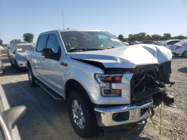 Salvage cars for sale from Copart Sacramento, CA: 2017 Ford F150 Super
