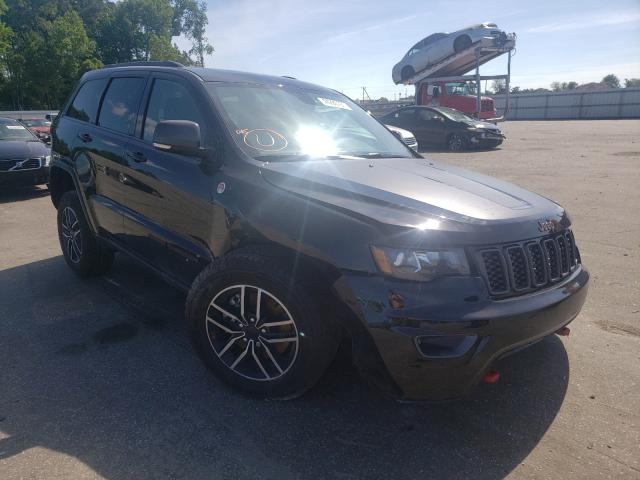 Salvage cars for sale from Copart Dunn, NC: 2020 Jeep Grand Cherokee