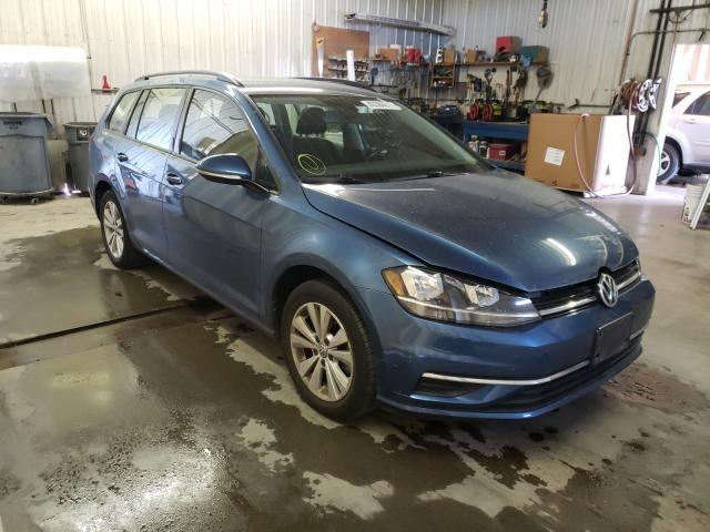 Volkswagen Vehiculos salvage en venta: 2018 Volkswagen Golf Sport
