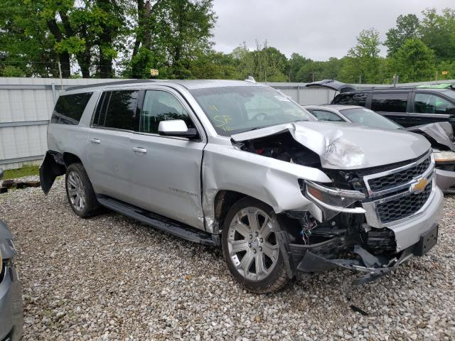 Salvage cars for sale from Copart Rogersville, MO: 2017 Chevrolet Suburban K