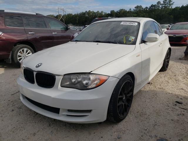 BMW 1 SERIES 2011 1
