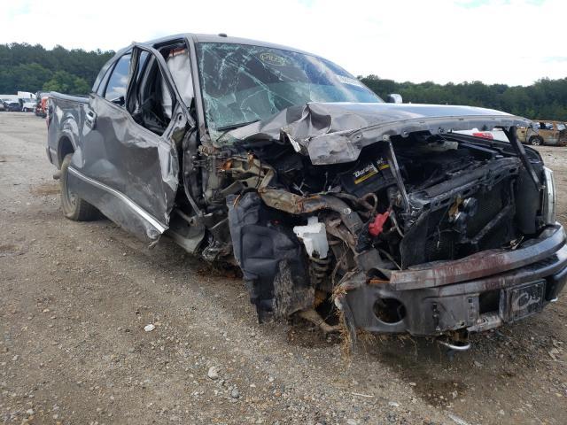 Vehiculos salvage en venta de Copart Florence, MS: 2009 Ford F150 Super