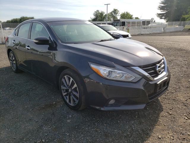 2017 Nissan Altima 2.5 en venta en East Granby, CT