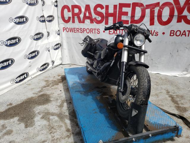 Salvage cars for sale from Copart Anthony, TX: 2013 Honda VT750 C2B