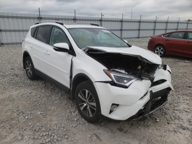 Salvage cars for sale from Copart Alorton, IL: 2018 Toyota Rav4 Adven