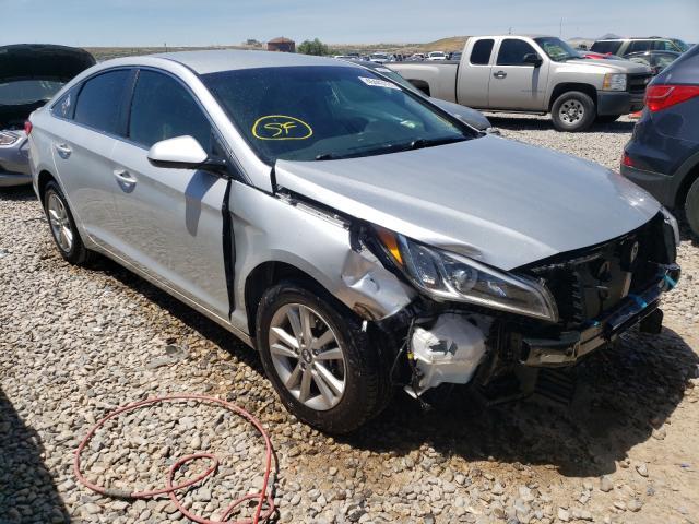 Hyundai Sonata salvage cars for sale: 2017 Hyundai Sonata