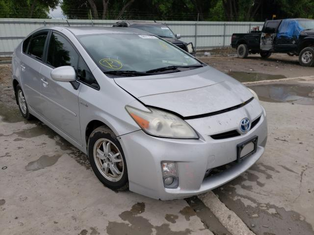 Salvage cars for sale from Copart Corpus Christi, TX: 2011 Toyota Prius