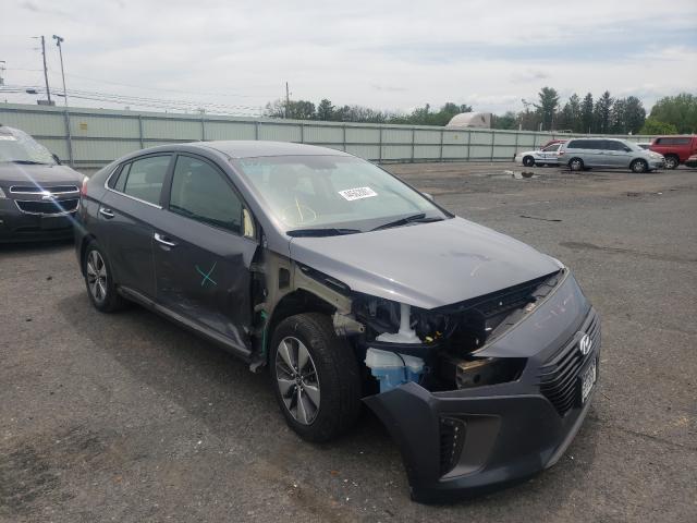 2018 Hyundai Ioniq Limited en venta en Pennsburg, PA