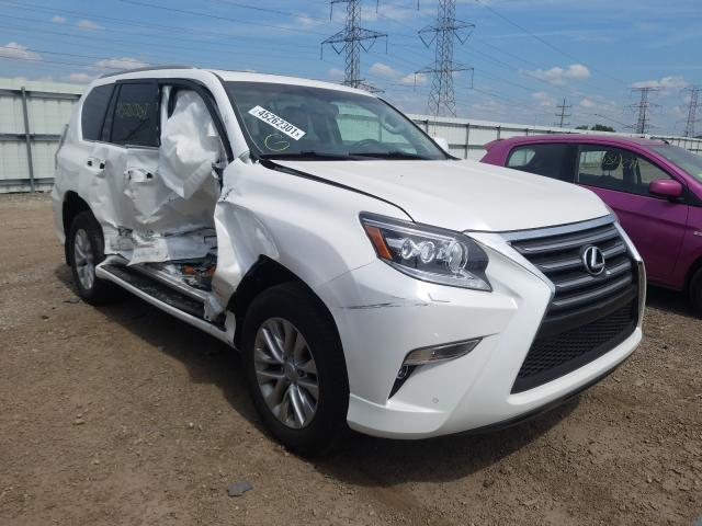Salvage cars for sale from Copart Elgin, IL: 2017 Lexus GX 460