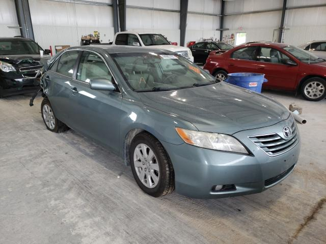 Salvage cars for sale from Copart Greenwood, NE: 2009 Toyota Camry SE