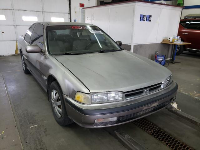 Salvage cars for sale from Copart Pasco, WA: 1991 Honda Accord LX