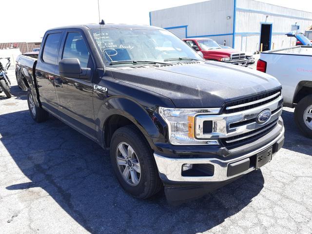 Vehiculos salvage en venta de Copart Las Vegas, NV: 2020 Ford F150 Super