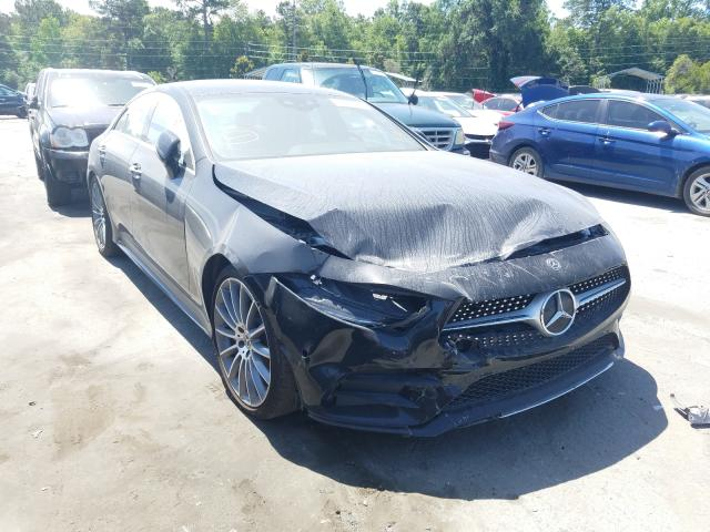 Salvage cars for sale from Copart Savannah, GA: 2019 Mercedes-Benz CLS 450