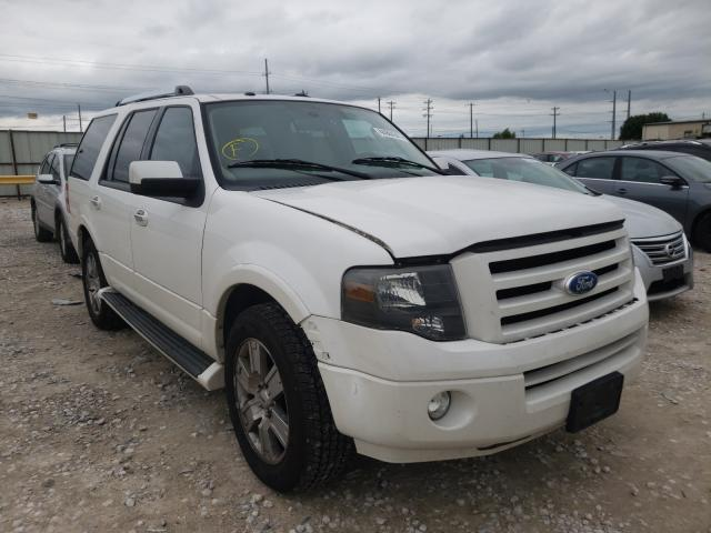 Salvage cars for sale from Copart Haslet, TX: 2010 Ford Expedition