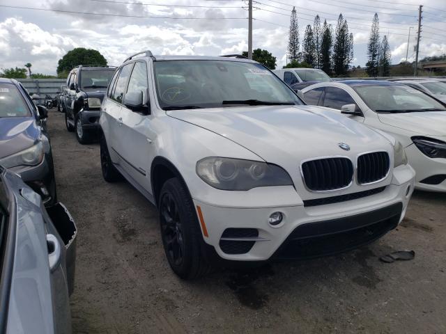 BMW Vehiculos salvage en venta: 2011 BMW X5 XDRIVE3